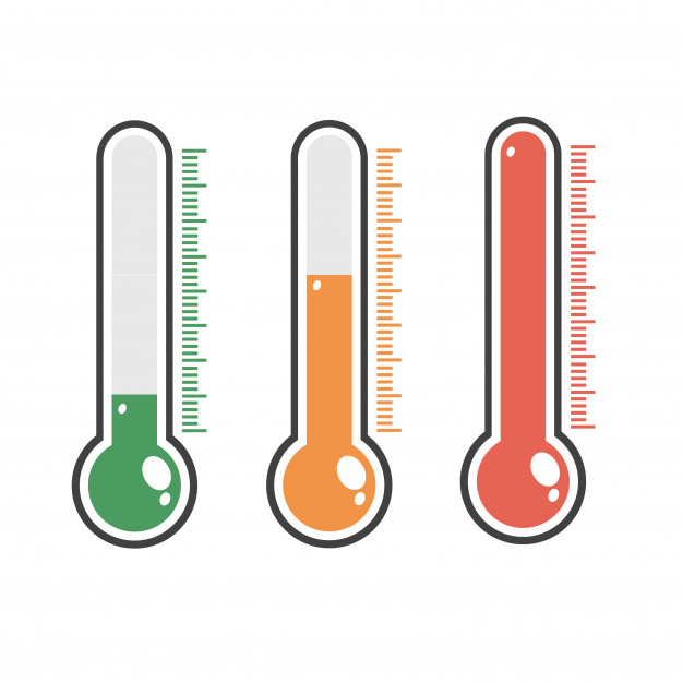 illustration-red-thermometers-with-different-levels_33893-596