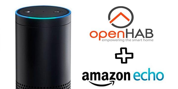 کنترل صدا با OpenHab و Alexa