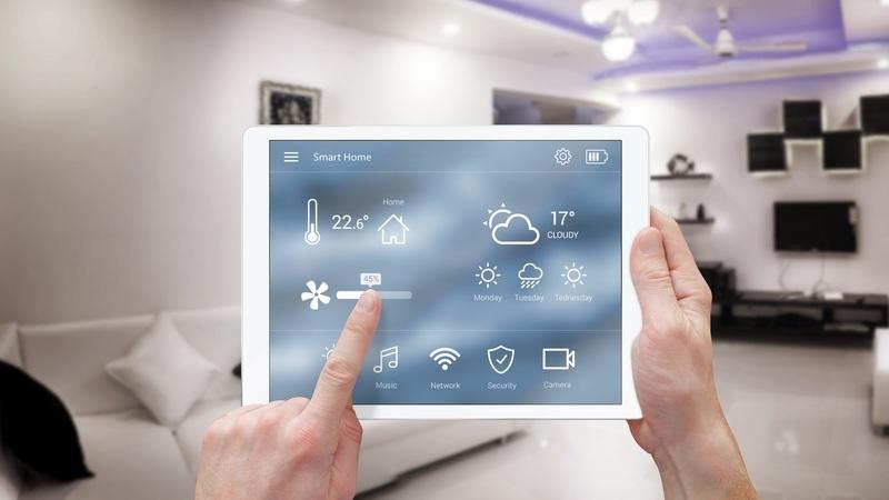سیستم گرمایش و سرمایش خانه هوشمند