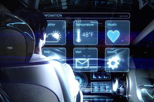 فناوری های هوشمند اتومبیل