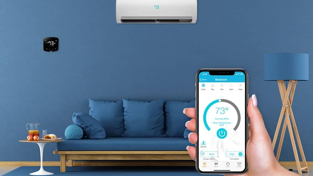 سیستم گرمایش هوشمند