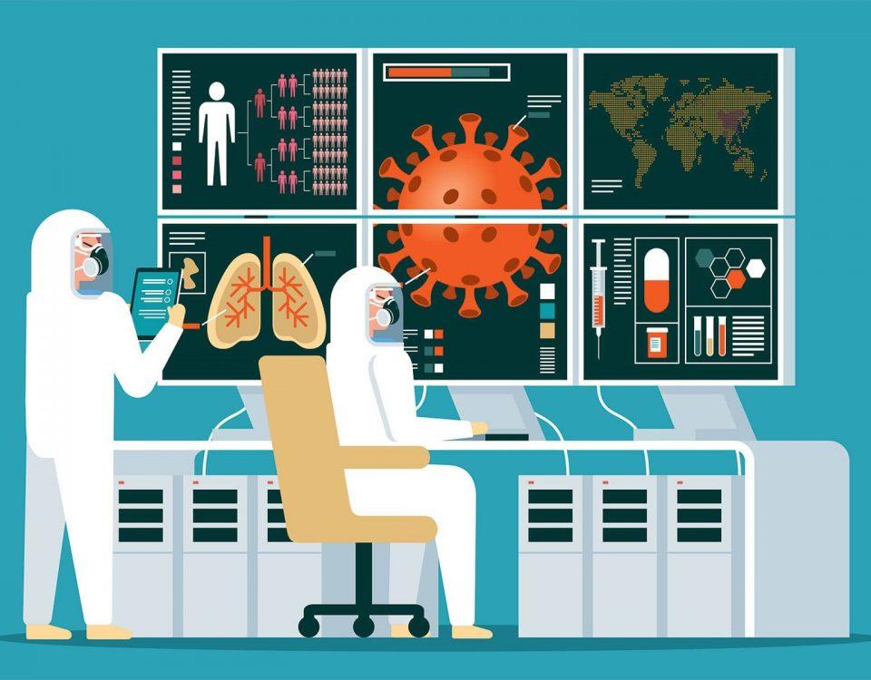 هوشمند سازی مراکز درمانی