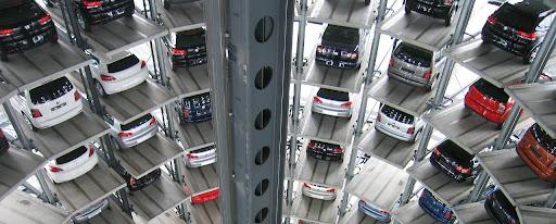نحوه عملکرد سیستم پارکینگ هوشمند