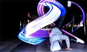 رقص نور و فلاشر هوشمند