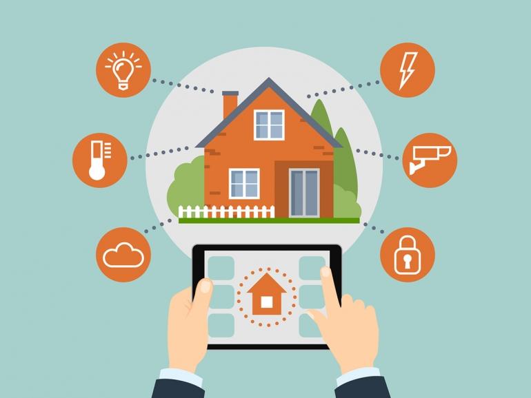 خانه هوشمند و خانه سنتی